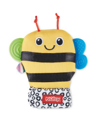 Nuby Bee Soothing Mittens