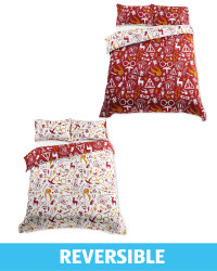 Sorted Houses Double Duvet Set