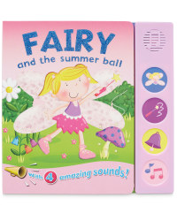 Fairy Summer Sound Board Book