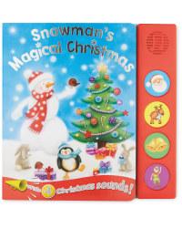 Magic Christmas Sound Board Book