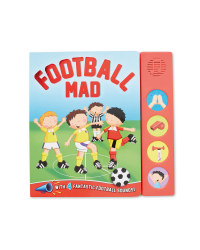 Football Sound Board Book