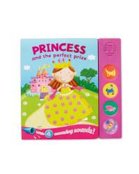 Princess Sound Board Book