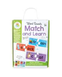Sounds Match and Learn Cards