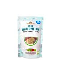 Sour Watermelon Gummy Candies