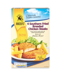 Southern Fried Chicken Steaks
