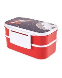 Space Clip And Close Bento Box