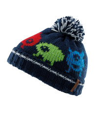 Space Invaders Bobble Hat