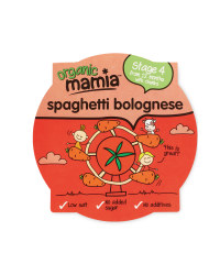 Spaghetti Bolognese Baby Meal