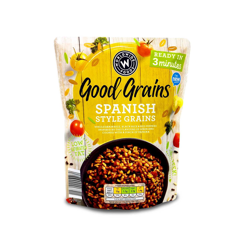 Spanish Grains