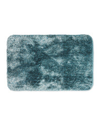Sparkle Bath Mat - Teal