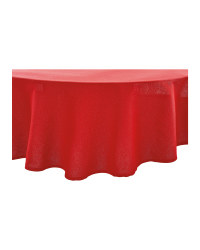 Sparkle Tablecloth - Red
