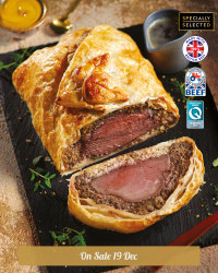 Specially Selected Beef Wellington