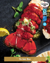 Specially Selected Lobster Tails