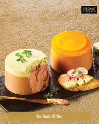 Specially Selected Pate Cakes