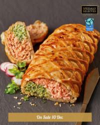 Specially Selected Salmon En Croute