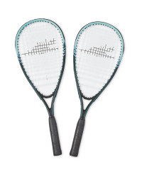 Blue Speed Badminton Set