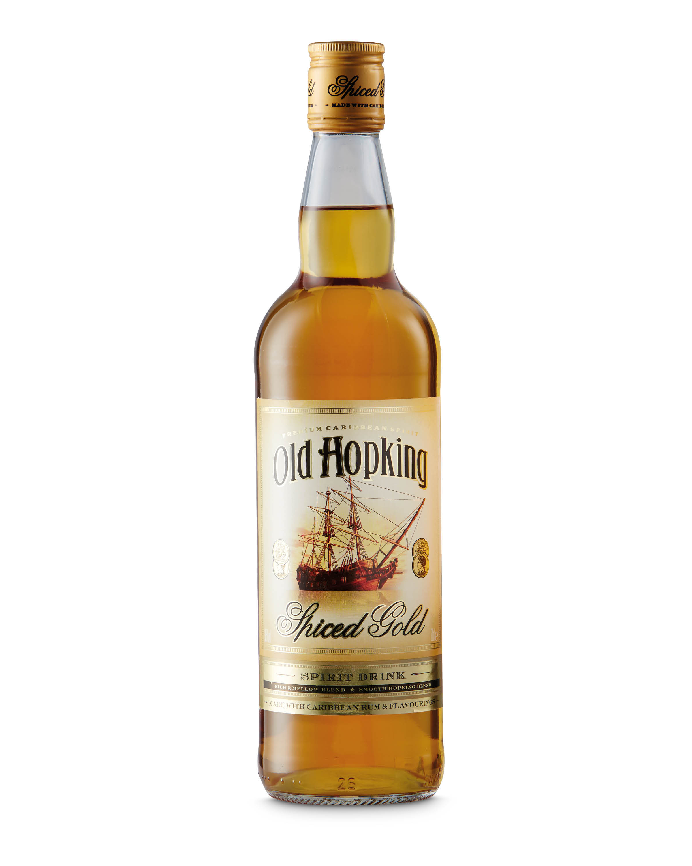 Old Hopking Spiced Rum