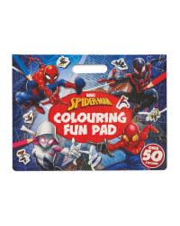 Spider-Man Colouring Fun Pad