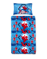 Spiderman Duvet Set