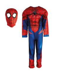 Children's Spiderman Costume