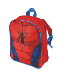 Spiderman Kids Character Backpack