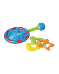 Splash and Catch Baby Bath Toy