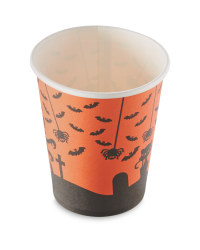Spooky House Cups 12-Pack
