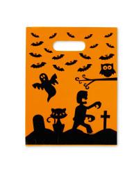 Spooky House Loot Bags 12-Pack