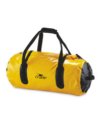 Crane Dry Duffle Bag 50L - Yellow