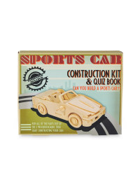 Sports Car Construction Set