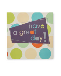 2 Pack Birthday Card - Spotty
