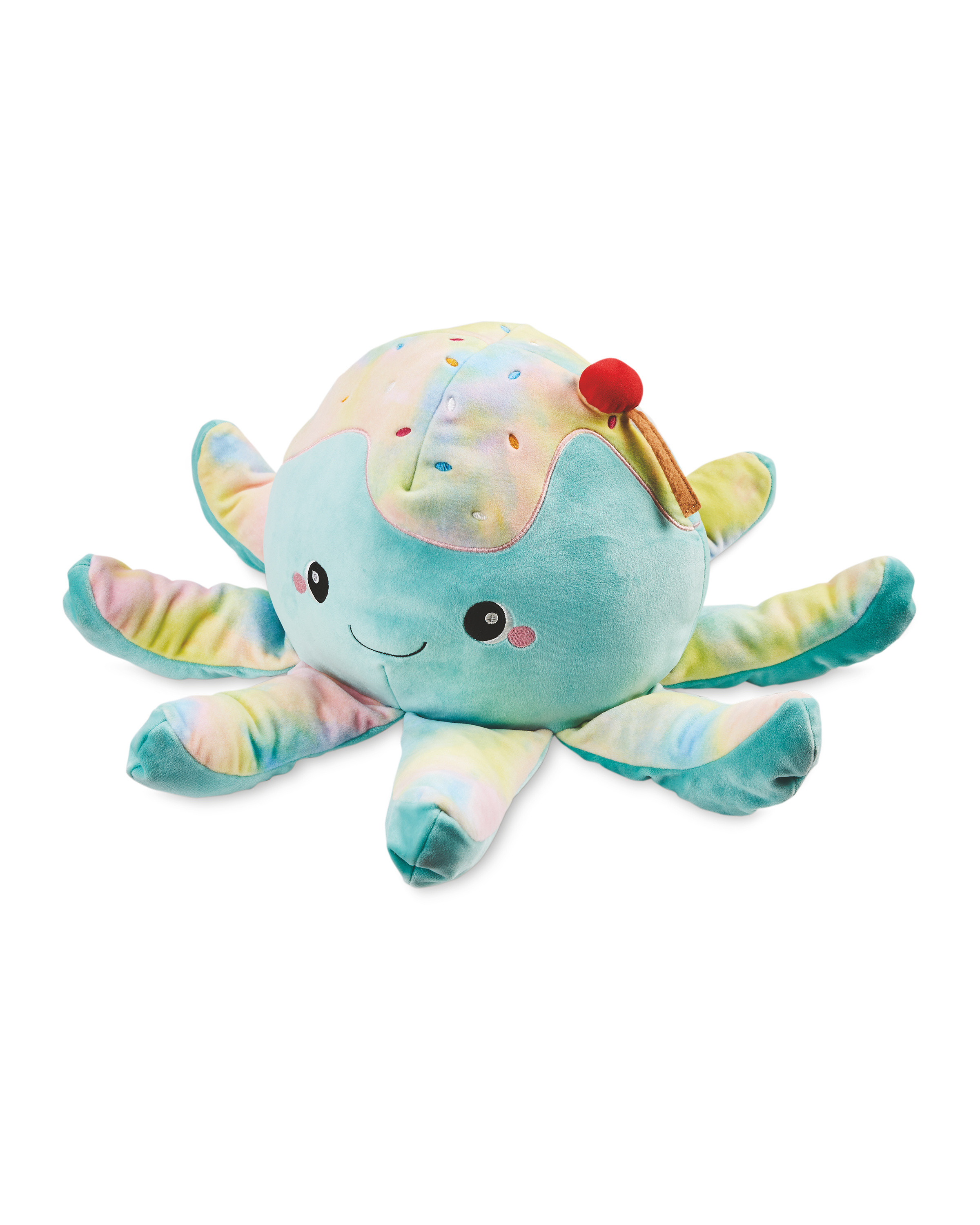 Sprinkle Octopus Soft Toy