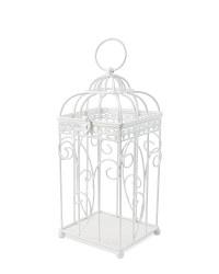 Square Birdcage Lantern