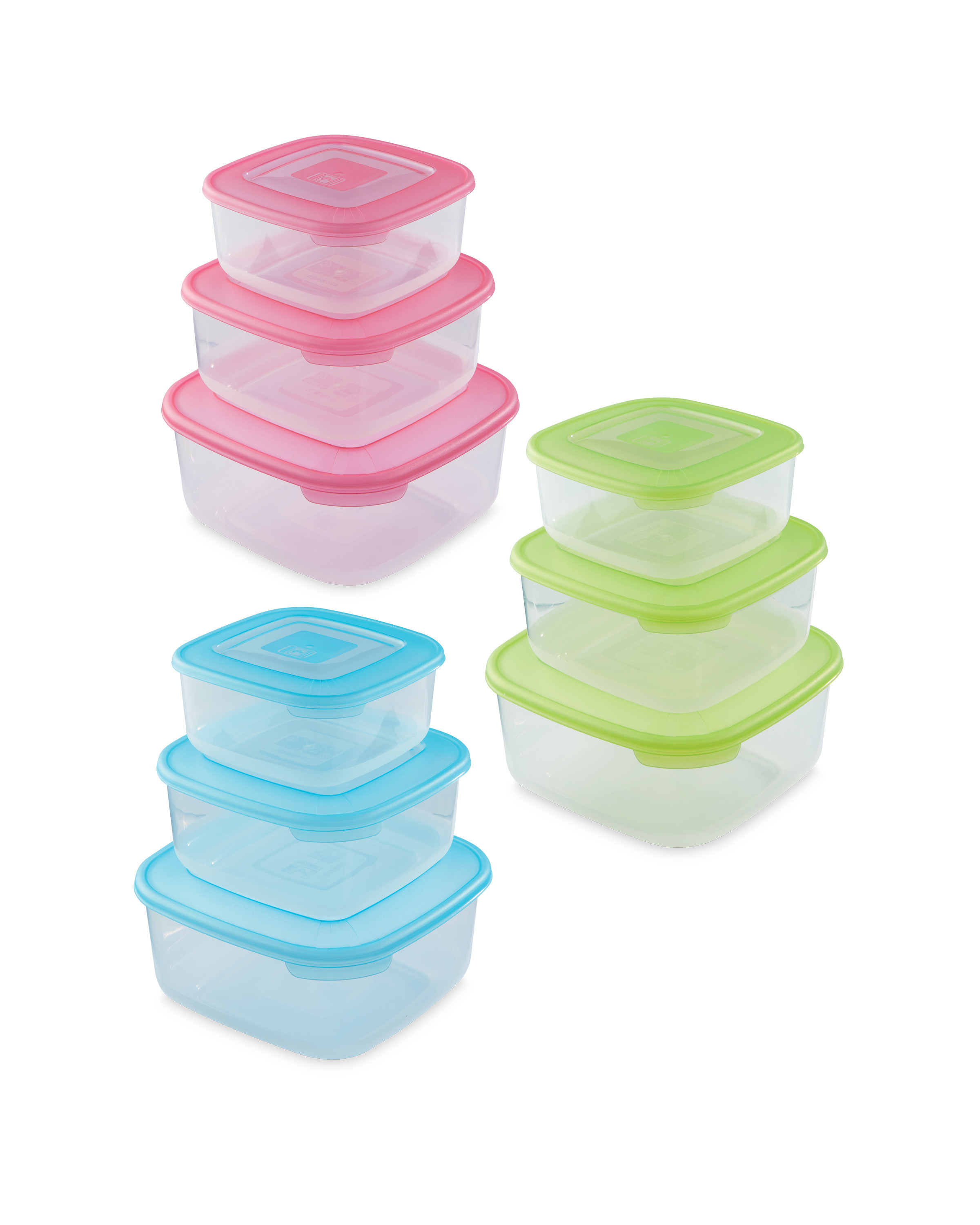 Square Food Storage Containers