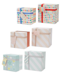 Square Gift Box 2 Pack
