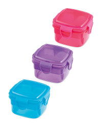 Square Snack Container