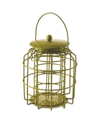 Squirrel Proof Seed Feeder - Green