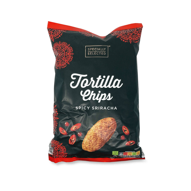 Tortilla Chips - Hot Chilli