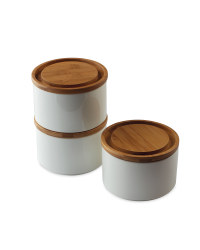 Stackable Storage Canisters