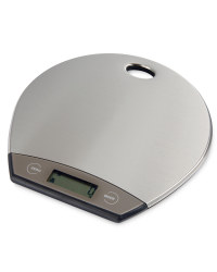 Stainless Steel Flat Kitchen Scale