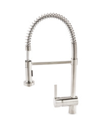 Stainless Steel Kitchen Mixer Tap