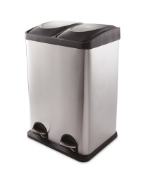 Stainless Steel Sectioned Bin