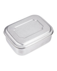 Stainless Steel Single Lunch Box