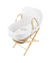 Starry Sky Moses Basket With Stand