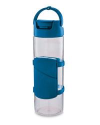 Stasher Bottle - Blue
