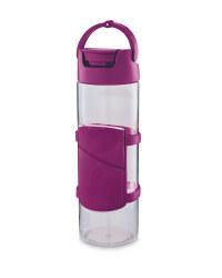 Stasher Bottle - Purple