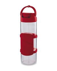 Stasher Bottle - Red