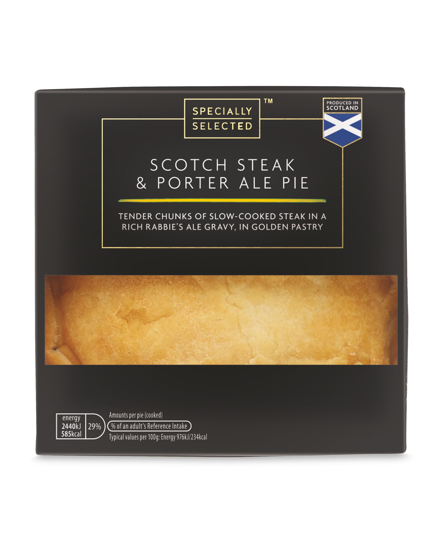 Steak & Porter Ale Pie