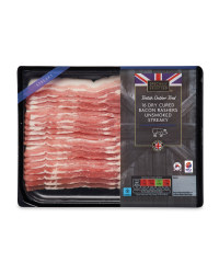 Steaky Bacon - Unsmoked