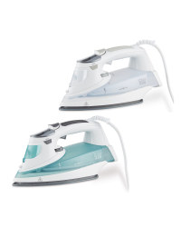 Easy Home LCD Steam Iron
